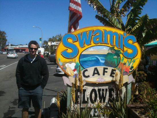 Swami's Cafe: A memorable experience for our surfing son.