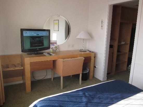 Holiday Inn London-Bexley: a compact double