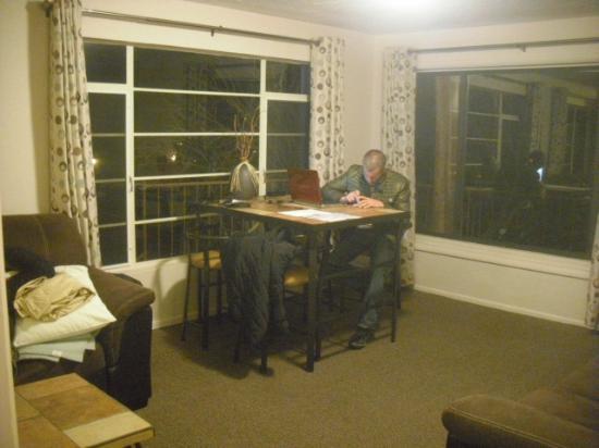 Rodeway Inn & Suites Iris Garden: Salotto Suite
