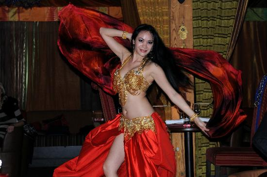 The Sultanu0027s Tent u0026 Cafe Moroc Belly Dancer at The Sultanu0027s Tent  sc 1 st  TripAdvisor & Belly Dancer at The Sultanu0027s Tent - Picture of The Sultanu0027s Tent ...