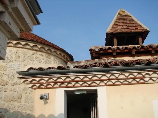 Hotel Lous Grits : les toits de la demeure
