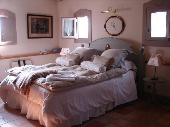 Hotel Lous Grits : la chambre cantoleso