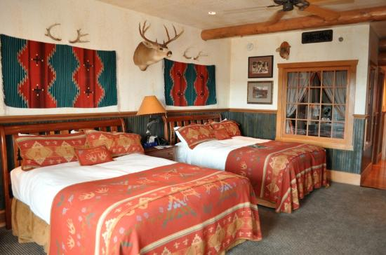 Big Cedar Lodge : Falls Lodge Double Queen