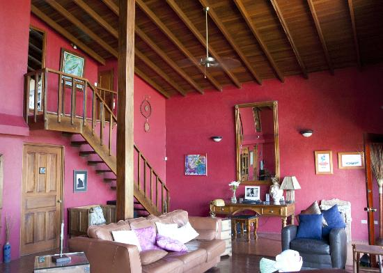 Casa Bella Rita Boutique Bed & Breakfast: Relaxing area