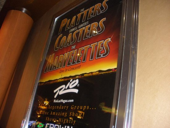 The Platters, Cornell Gunter's Coasters, and The Marvelettes