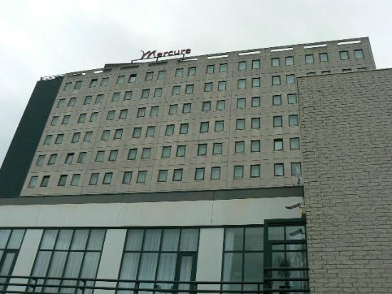 Mercure Hotel Amsterdam City: View of the hotel