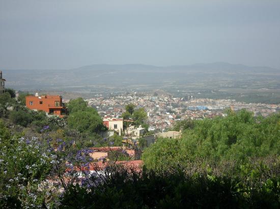 Casa Puesta Del Sol: Vista desde el Hotel