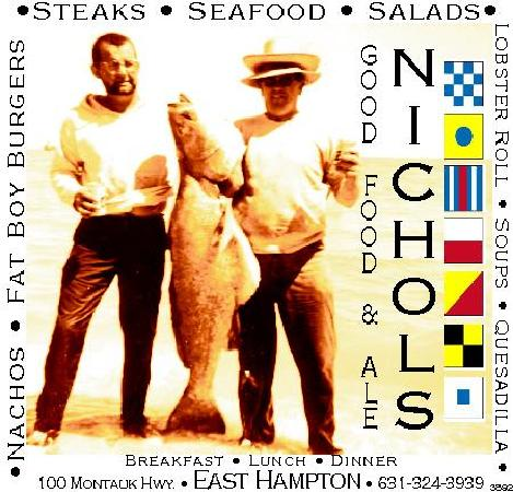 Nichol's of Easthampton: AD