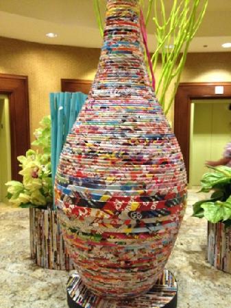 Sheraton Waikiki: in foyer