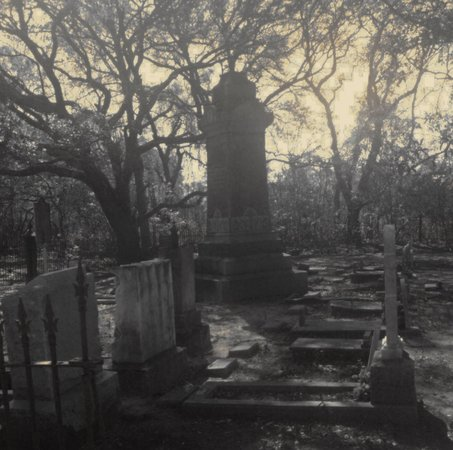 Old Town Spring Ghost Tours : Cemetery Walking Day Tour