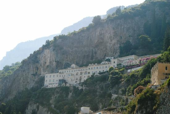 Vistas picture of nh collection grand hotel convento di for Convento di amalfi