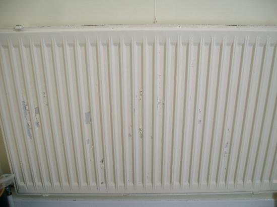 TLH Leisure Resort: The radiator in the bedroom