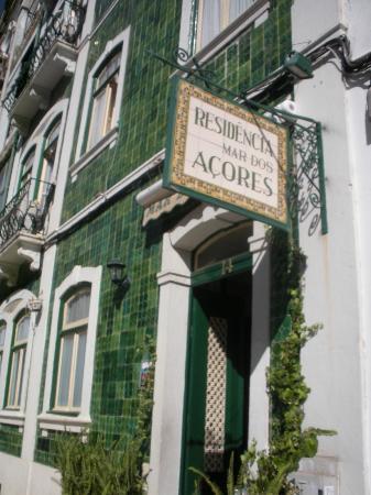 Residencia Mar dos Acores : Hotel