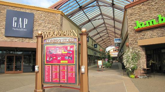 Coupons woodburn outlet mall