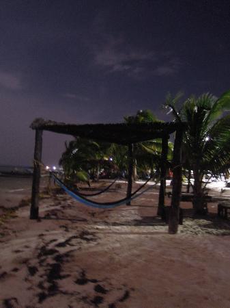 Luna de Plata · Hotel: hamacas