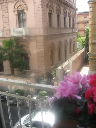 B&B Amedeo : View from window