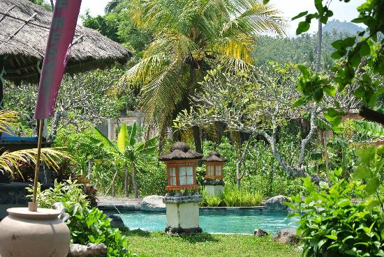Abalone Resort: On the grounds of Abalone...