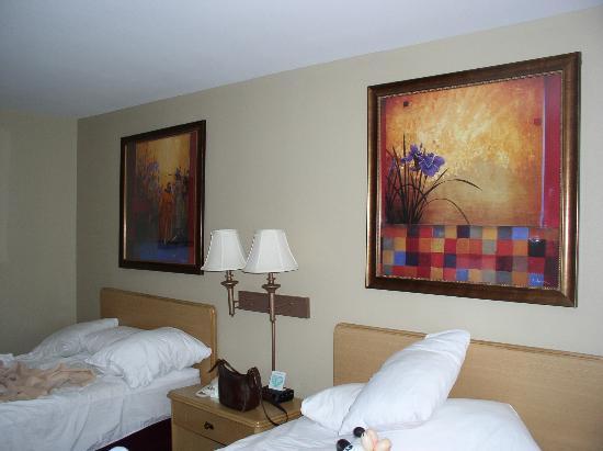 Grand Vista Hotel: Room
