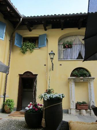 Hotel Villa Beccaris: façade