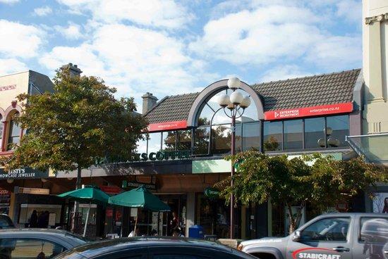 Starbucks Invercargill