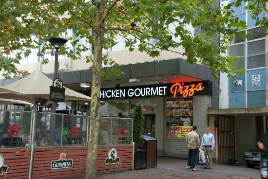 Hasil gambar untuk chicken gourmet in city walk