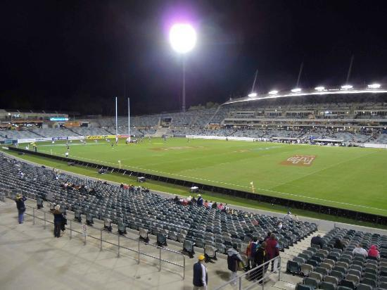 Canberra Stadium #
