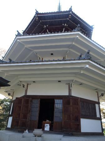 Yoshino Chogu Ruins: 仏舎利宝殿
