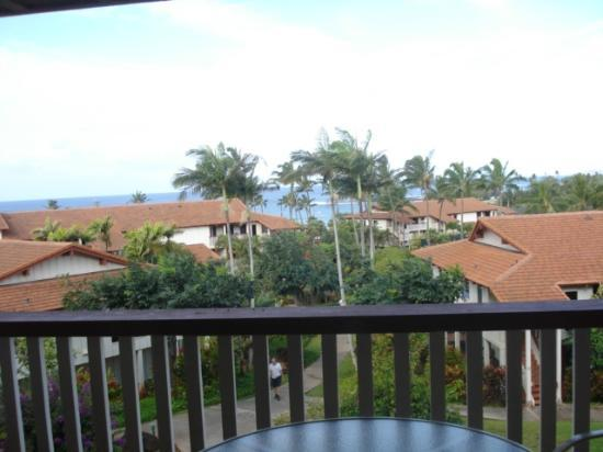 Nihi Kai Villas: view from room