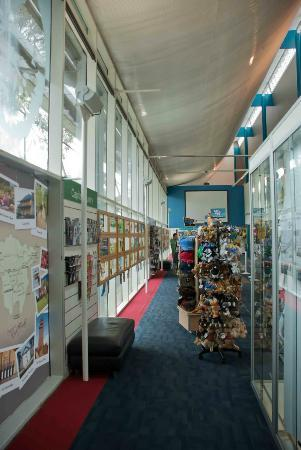 Canberra and Region Visitors Centre: A well designed centre