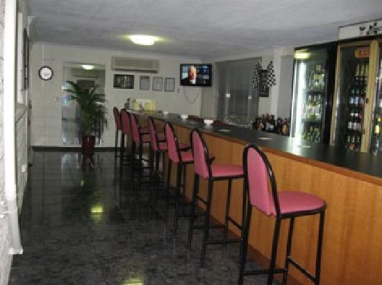 Monte Carlo Motor Inn: Monte Carlo Bar