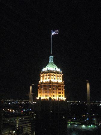 Drury Plaza Hotel Riverwalk : Roof top view