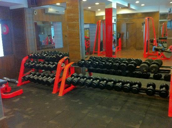 Hotel Red Palm: The fitness center