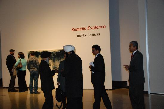 "The Reach Gallery Museum Abbotsford: Fall 2011 Exhibition ""Somatic Evidence"""
