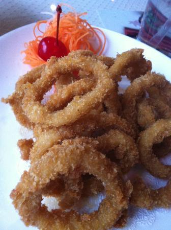 Mizu Japanese Steak House: Fried Calamari