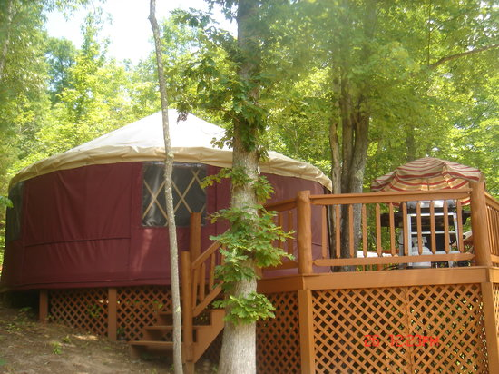Photo of Blanche Manor Yurts Copperhill