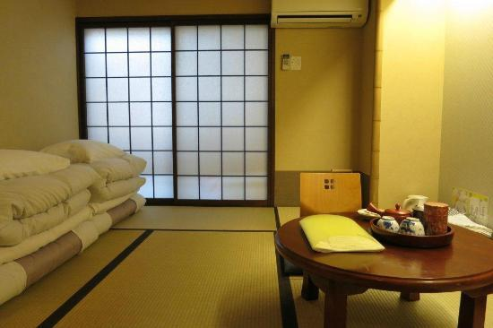 Matsubaya Inn: comfortable room, type D