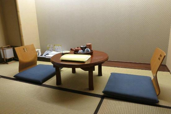 Matsubaya Inn: Comfortable room