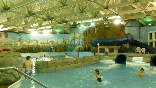 Cape Codder Resort & Spa: Indoor wave pool before proposed expansion