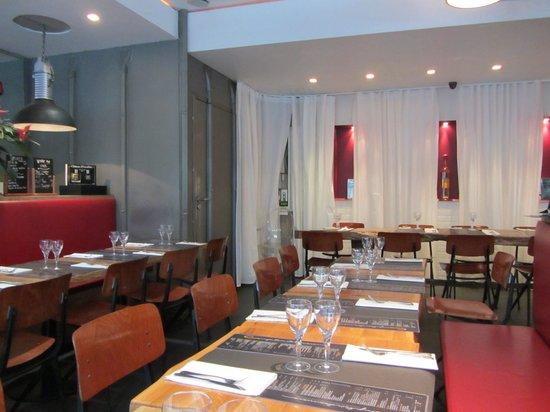 Le Comptoir des Mers : Restaurant
