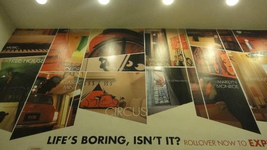 Hotel YY38: Pics of Special Decor room