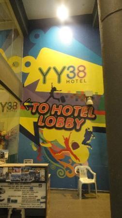 Hotel YY38: The Entrance
