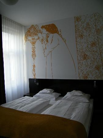 Alma Boutique-Hotel: room