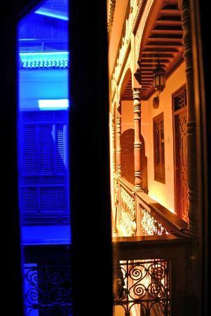 Riad Aubrac: vista dalla camera
