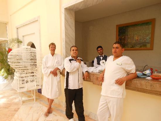 Hasdrubal Thalassa & Spa Djerba: la tisanerie