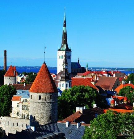 Официальные туристические экскурсии по Таллину