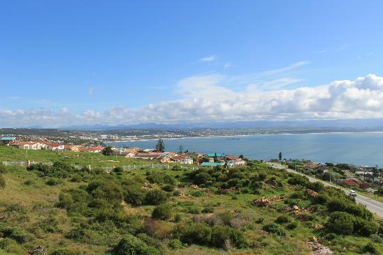 Mossel Bay Backpackers: View of Mossel Bay
