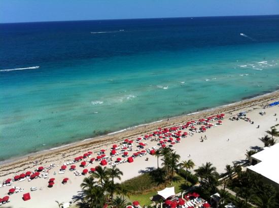 Acqualina Resort & Spa on the Beach: room with a view