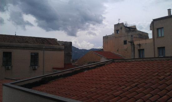 Al 316 B&B: View from balcony