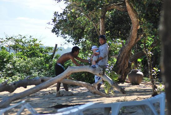 Kingfisher Resort: Friendly staff
