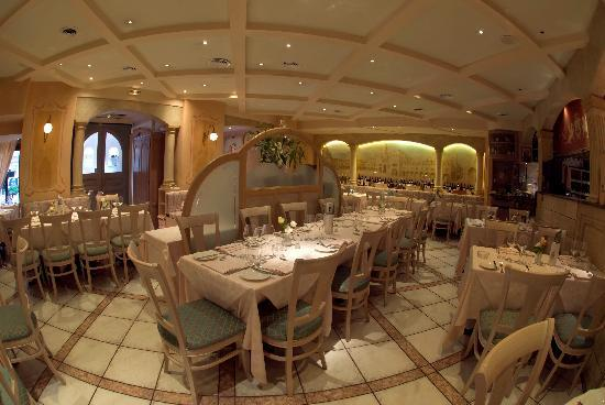 Restaurant La Piazza, MonteCarlo
